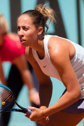 Madison Keys – Mutua Madrid Open Tennis Tournament 05/05/2019