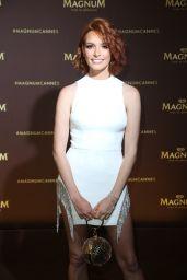 Maeva Coucke – Magnum Party at Cannes Film Festival 05/16/2019