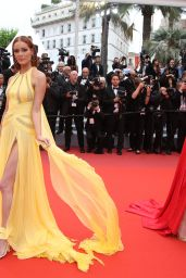 "Maeva Coucke - ""The Best Years of a Life"" Red Carpet at Cannes Film Festival"