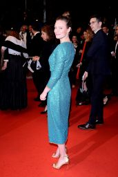 "Magdalena Boczarska - ""Les Siffleurs"" Red Carpet at Cannes Film Festival"