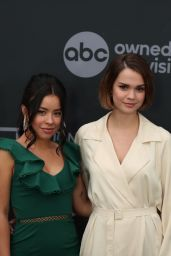 Maia Mitchell – ABC Disney Television 2019 Upfront in NYC 05/14/2019