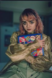 Maisie Williams - Photoshoot for Daisie Magazine May 2019