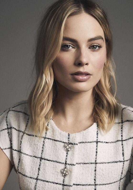 Margot Robbie - Chanel's New Fragrance Ambassador 2019