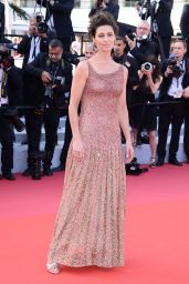 "Maria Fernanda Candido – ""The Traitor"" Red Carpet at Cannes Film Festival"