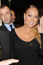 Mariah Carey - Novikov Restaurant in Mayfair 05/27/2019