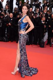 "Marica Pellegrinelli – ""Dolor y Gloria"" Red Carpet at Cannes Film Festival"