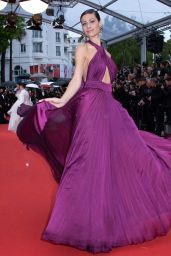 """Marica Pellegrinelli - """"The Best Years of a Life"""" Red Carpet at Cannes Film Festival (more pics)"""