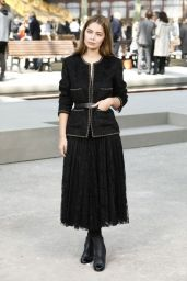 Marie-Ange Casta – Chanel Cruise Collection 2020 Photocall in Paris