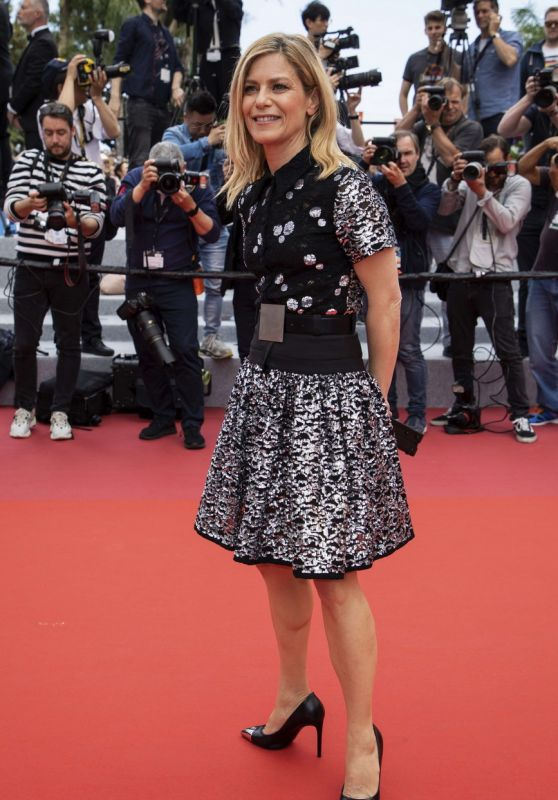 "Marina Fois - ""Matthias and Maxime"" Red Carpet at Cannes Film Festival"