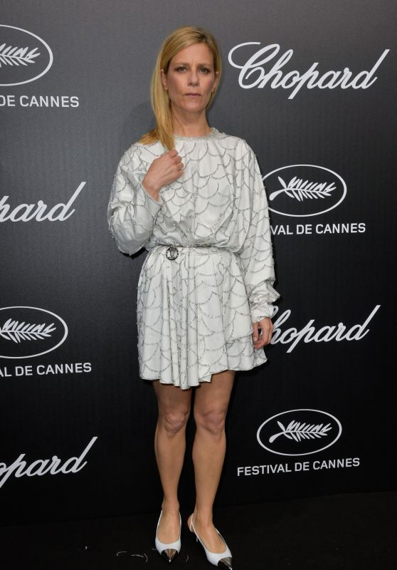 Marina Fois – Official Trophée Chopard Dinner Photocall in Cannes 05/20/2019