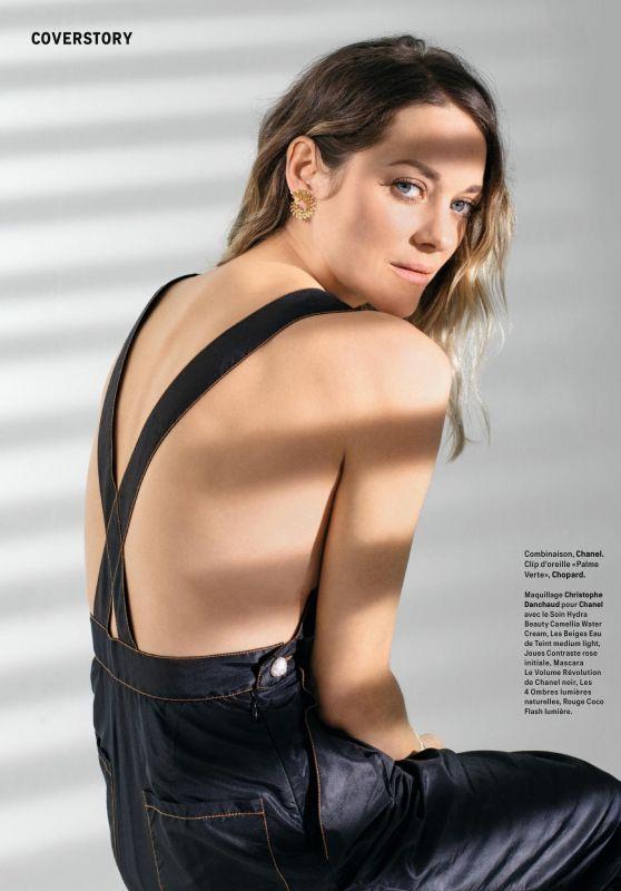Marion Cotillard - Grazia Magazine France May 2019 Issue