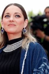 "Marion Cotillard -""Matthias and Maxime"" Red Carpet at Cannes Film Festival"