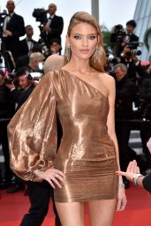 """Martha Hunt – """"The Best Years of a Life"""" Red Carpet at Cannes Film Festival"""