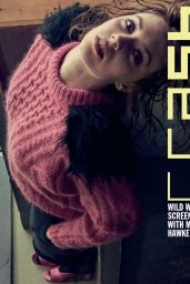 Maya Hawke - Crash Magazine May 2019 Issue