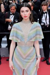 "Maya Henry – ""Once Upon a Time in Hollywood"" Red Carpet at Cannes Film Festival"