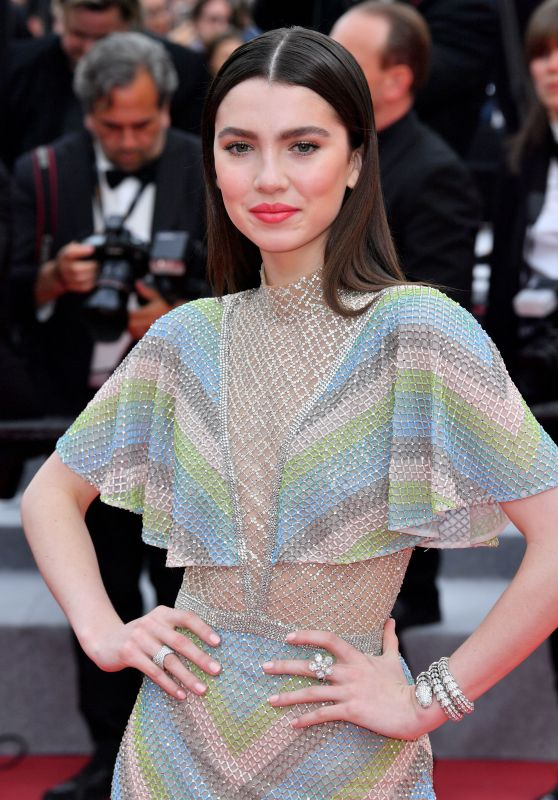"""Maya Henry – """"Once Upon a Time in Hollywood"""" Red Carpet at Cannes Film Festival"""