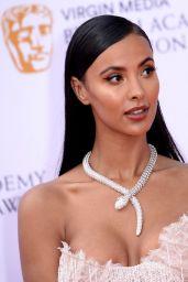 Maya Jama – BAFTA TV Awards 2019