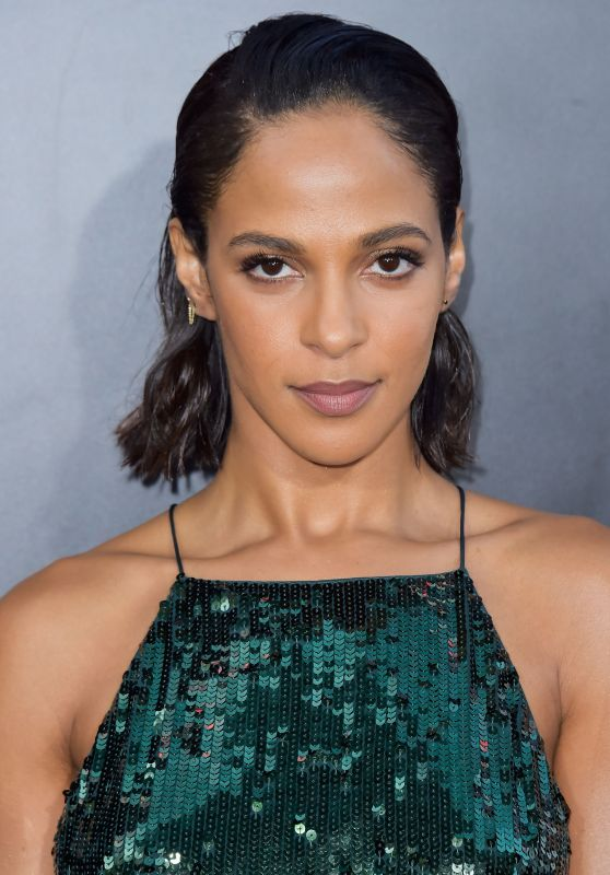 "Megalyn Echikunwoke - ""Late Night"" Premiere in LA"