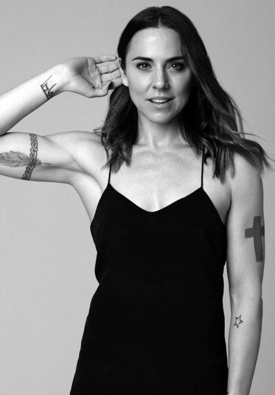 Melanie Chisholm - Hear the World Foundation 2019 Photoshoot
