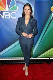 Melissa Fumero – NBCUniversal Upfront Presentation in NYC 5/13/2019