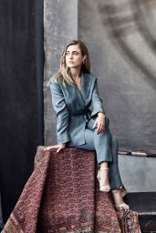 Melissa Roxburgh - Portraits for NBC Upfronts, May 2019
