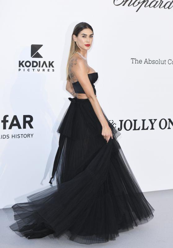 Melissa Satta – amfAR Cannes Gala 2019