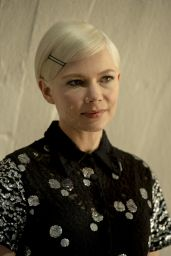 Michelle Williams – Louis Vuitton Cruise 2020 Fashion Show in NYC 05/08/2019