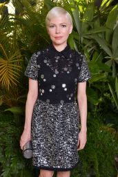 Michelle Williams – Louis Vuitton Cruise 2020 Show in New York