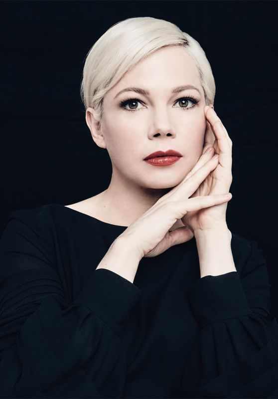 Michelle Williams – Variety's Emmy Portrait Photographed (2019)