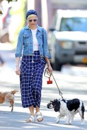 Michelle Williams - Walk Her Dog in NYC 05/23/2019