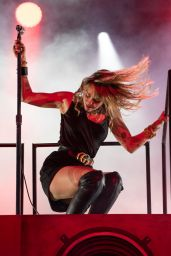 Miley Cyrus - Performs in Middlesborough 05/25/2019