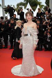"Milla Jovovich – ""Sibyl"" Red Carpet at Cannes Film Festival"