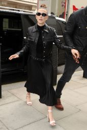 Millie Bobby Brown - BBC Radio One in London 05/29/2019