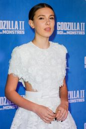 "Millie Bobby Brown - ""Godzilla II - Roi des Monstres"" Premiere in Paris"