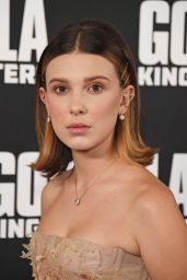 "Millie Bobby Brown - ""Godzilla: King of the Monsters"" Special Screening in London"