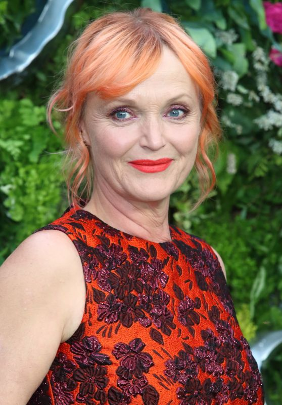 "Miranda Richardson - Amazon Original ""Good Omens"" TV Series Premiere in London"