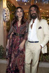 Monica Bellucci – Dior And Vogue Paris Dinner in Cannes 05/15/2019