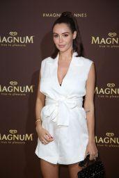 Nabilla Benattia – Magnum Party at Cannes Film Festival 05/16/2019