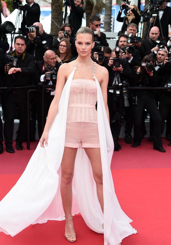"Nadine Leopold – ""Les Miserables"" Red Carpet at Cannes Film Festival"