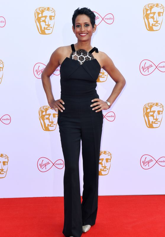 Naga Munchetty – BAFTA TV Awards 2019
