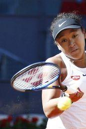 Naomi Osaka – Mutua Madrid Open Tennis Tournament 05/05/2019
