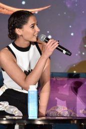 """Naomi Scott - """"Aladdin"""" Press Conference in LA"""