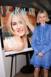 Naomi Watts - Dujour Media Annual Memorial Day Kick Off Celebration 05/25/2019