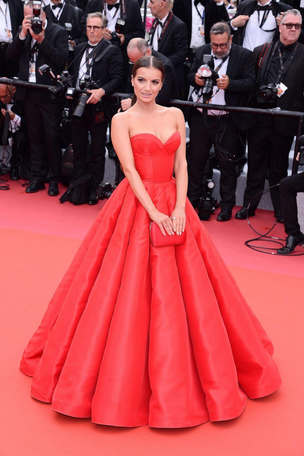 Natalia Janoszek Ndash 2019 Cannes Film Festival Opening Ceremony