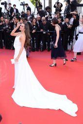 "Natalia Janoszek – ""Les Miserables"" Red Carpet at Cannes Film Festival"