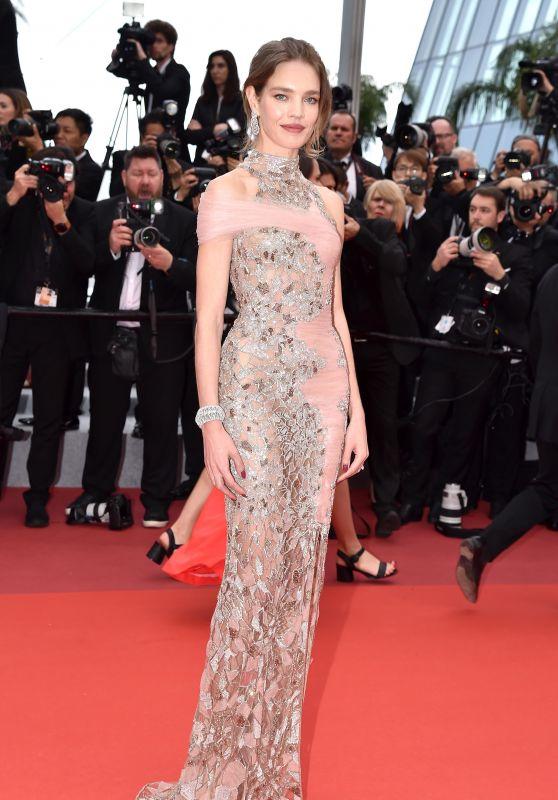 "Natalia Vodianova – ""La Belle Epoque"" Red Carpet at Cannes Film Festival"