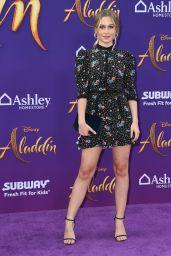 "Natasha Bure – ""Aladdin"" Premiere in Hollywood"
