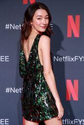 """Natasha Liu Bordizzo – """"Prom Night"""" Reception in LA"""