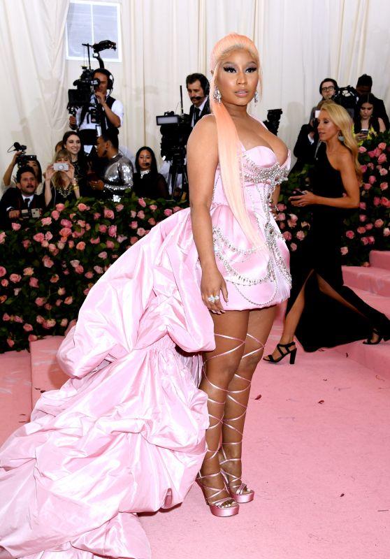 Nicki Minaj – 2019 Met Gala