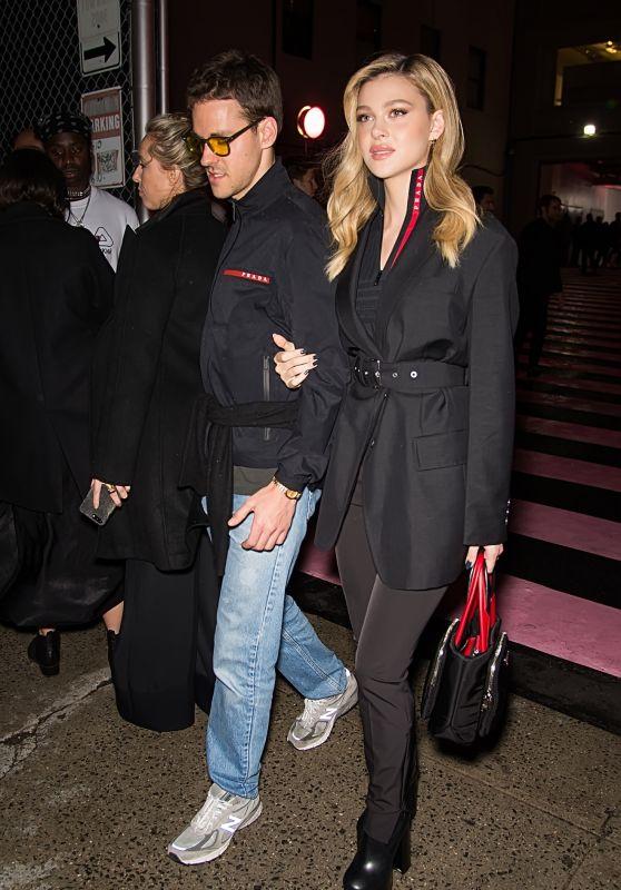Nicola Peltz - Leaving Prada Resort 2020 Fashion Show in NYC 05/02/2019